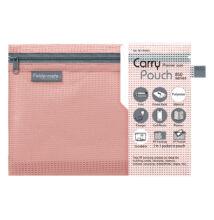 Bag in Bag, A5 méret (24 x 17 cm), FOLDERMATE - pink