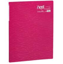 Bemutató mappa, 20 részes, Nest, FOLDERMATE