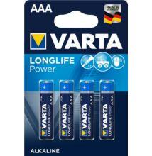Elem mikro AAA Longlife Power LR03, 4db-os csomag
