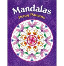 Színezőkönyv - Mandala: könnyed formák