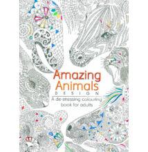 Színezőkönyv - Lenyűgöző állatok