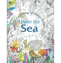 Színezőkönyv - A tenger mélyén