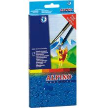 Aquarell 12 db-os színes ceruza készlet, ALPINO
