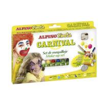 Arcfesték készlet, karnevál, ALPINO