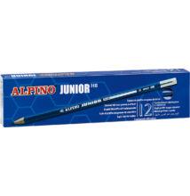 Grafitceruza Junior, HB, radír végű, ALPINO