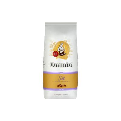 Kávé, szemes, 1kg - Omnia Silk