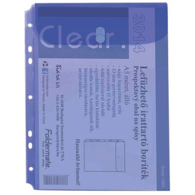 Irattartó boríték, A5, lefűzhető, tépőzáras, FOLDERMATE