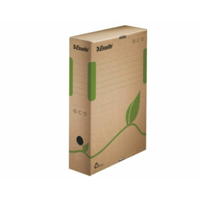 Archiváló doboz - 80 mm, barna