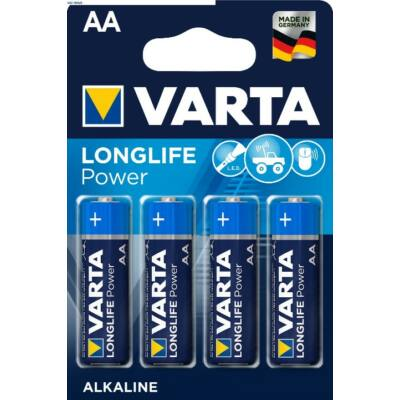 Elem ceruza AA Longlife Power LR6, 4db-os csomag