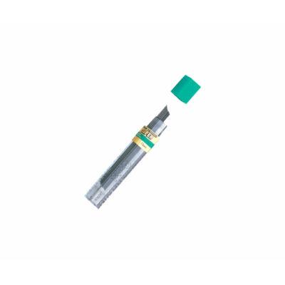 Töltőceruza betét, 0,7 mm, 2B, Hi-Polymer, PENTEL