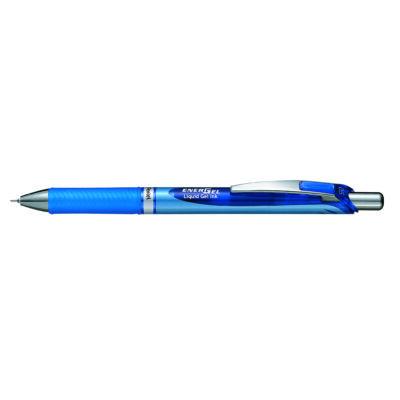 Rollertoll, 0,25 mm, EnerGel, PENTEL - kék
