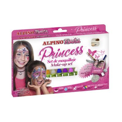 Arcfesték készlet, hercegnő, ALPINO